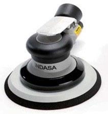 Lijadora Neumatica Rotorbital INDASA 150mm ---- orbita 2.5