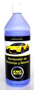 RENOVADOR DE PLASTICOS Y GOMAS 1L