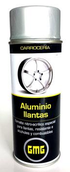 ALUMINIO LLANTAS GMG 400ml.