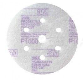 3M  50241  Disco  P-800  260L  6 Agujeros  150mm