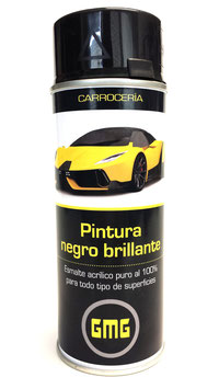 NEGRO BRILLANTE GMG 400ml