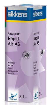 Autoclear Rapid Air AS 5L