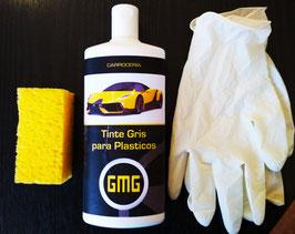 TINTE GRIS PARA PLASTICOS 500ml