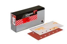 TIRAS RED LINE 115x230   P-120      10 agujeros.