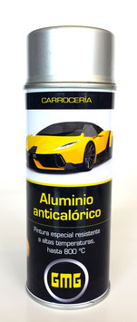 ALUMINIO ANTICALORICO 800ºC GMG  400ml