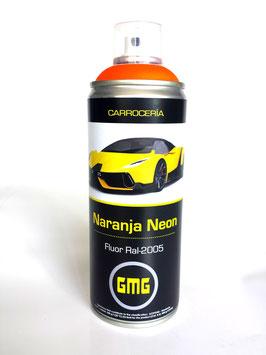 Naranja Neon Fluor Ral-2005 GMG  400ml