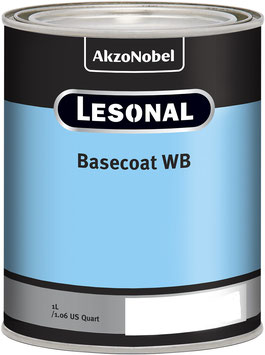 Lesonal Basecoat WB 192M/ 1ltr.