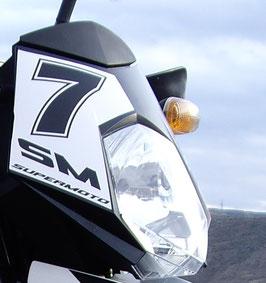 Adhesivos Frontal KTM 950.