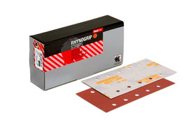 TIRAS RED LINE 115x230    P-80    10 agujeros.