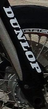 VINILOS PROTECTOR HORQUILLA DUNLOP KTM 690 SMC 2008