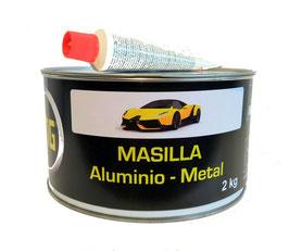Masilla de Aluminio 2Kg