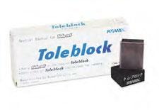 TOLEBLOCK 26X32mm                      caja 10uds