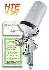Pistola Iwata AZ 40 HTE/Av  1.3