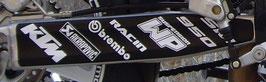Kit Adhesivos Basculante trasero KTM 950.