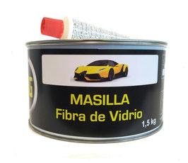 Masilla de Fibra de Vidrio 1.5 Kg