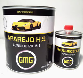 ENDURECEDOR APAREJO HS 5:1    500 ml