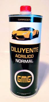 Diluyente Acrilico NORMAL GMG  1L