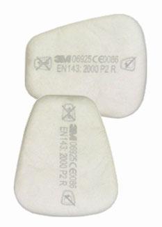 3M 06925  Filtro para Particulas P2