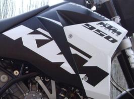 Conjunto de Adhesivos laterales KTM 950.