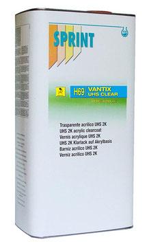 BARNIZ H69 VANTIX 5L (Antidescuelgue) + Catalizador 2,5L