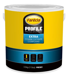 PROFILE EXTRA COARSE CUT PASTE COMPOUND 3,2kg