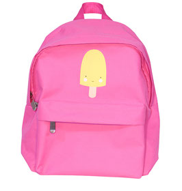 A little lovely company Rucksack 'Ice Cream', pink