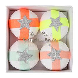 Meri Meri Surprise Balls (4Stk.)