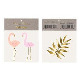 Meri Meri Tattoos 'Flamingo'