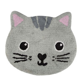 Sass & Belle Teppich 'Katze'