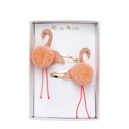 Meri Meri Haarspangen 'Flamingo'