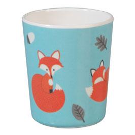 Rex International Melaminbecher 'Rusty the fox'