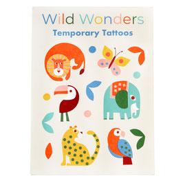 Rex London Tattoos 'WILD WONDERS' (2 BÖGEN)