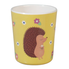 Rex International Melaminbecher 'Honey the hedgehog'
