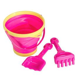 A little lovely company Sandspielzeug-Set 'pink'