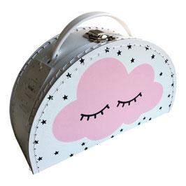 HUUSJE Koffer 'Wolke, pink