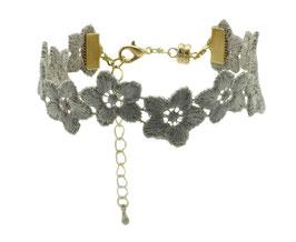 Bracelet Calypso Guipure beige