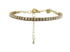 Bracelet Calypso Camel