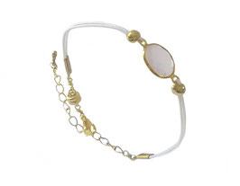 Bracelet Calypso Quartz rose
