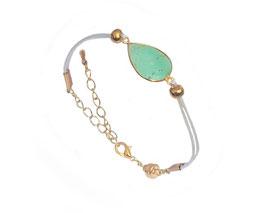 Bracelet Calypso Chrysoprase