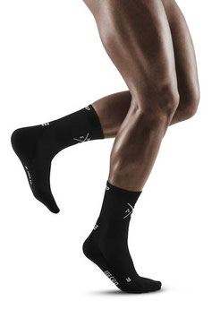 Xtra Mile Mid Cut Socks Men