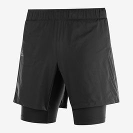 Salomon Agile Twin Skin Short