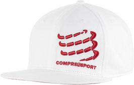 Compresssport Flat Cap white