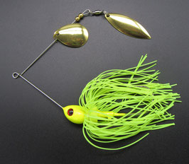 Spinnerbait Classic chartreuse