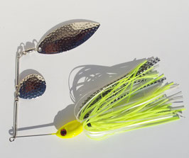 Maxi spinnerbait Chartreuse