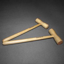 Kaufmann Wien - Glockenhammer Holz/Leder klein (182)