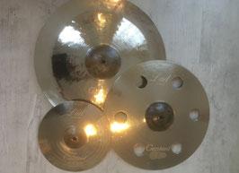 """Cymbal Set """"Pimp your Drum Set"""""""