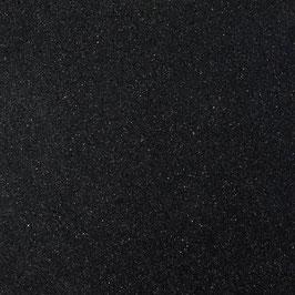 Granit Treppe Star/Black Galaxy poliert gewendelt