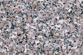 Granit Treppe Rosa Beta poliert gewendelt