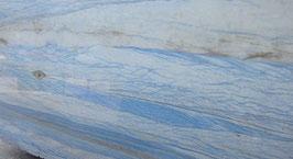 Granit Treppe Azul Macaubas poliert
