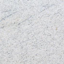 Granit Treppe Imperial white poliert gewendelt